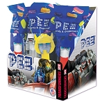 Pez Transformers Counter Display 12 count