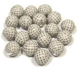 Madelaine Pure Chocolate Foil Wrapped Golf Balls