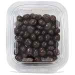 Pure Dark Chocolate Espresso Beans 8 oz Tubs