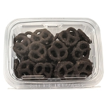 Dark Mini  Pretzel 8 oz Tubs