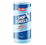 Heavy Duty Blue Shop Towel Roll