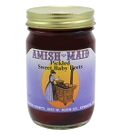Amish Maid  Pickled Sweet Baby Red Beets 12 oz Jars