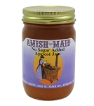 Amish Maid No Sugar Added Apricot Jam 12 oz