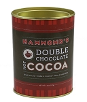 Hammond's Double Chocolate Hot Cocoa Mix in a Tin