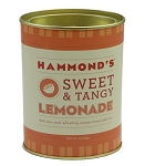 Hammond's Lemonade Mix in a Tin