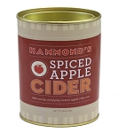 Hammond's Spiced Apple Cider Mix in a Tin