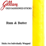 Gilliam Candy Old Fashioned Rum & Butter Stick