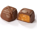 Asher's Milk Chocolate Butter Rum Flavored Caramels