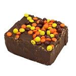 Asher's Chocolate Fudge with Reeses Pieces®