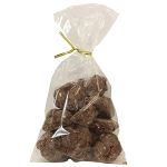 Chocolate Peanut Clusters Twist Bags 9 oz