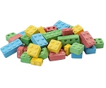 Concord Candy Blox Build Em and Eat Em Assorted Fruit Flavors