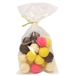 Assorted Coconut Bon Bons 10 oz Twist Bags