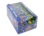 Concord Double Bubble Assorted 4 Ball Tube Bubble Gum