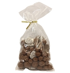 Weaver Chocolates Chocolate Bridge Mix 9 oz Twist Bags