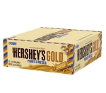 Hershey's Gold Caramelized Creme Peanuts & Pretzel Bar 1.4 oz