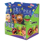 Pez Muppets Counter Display 12 count