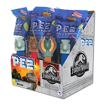Pez Jurassic World Asst 12 ct