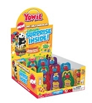 Yowie Chocolate Characters Foil Wrapped