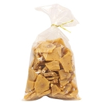Weaver Nut Peanut Brittle 12 oz Twist Bags