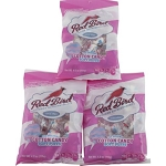 Piedmont Candy Individually Wrapped Cotton Candy Puffs 12/4 oz