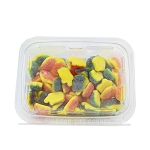 Land Of The Gummies Filled Gummy Sea Animals 12.5 oz Tubs