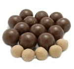 Weaver Chocolates Milk Chocolate Covered Triple Dipped Malt Ball