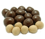 Weaver Chocolates RS Milk Chocolate Coating Covered Malt Ball