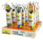 Hilco Minions Tube Topper with Key Chain