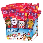 Pez Christmas Counter Display 12 CT
