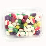 Christmas Filled Candy 15 oz Tubs