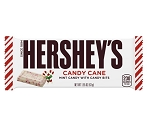 Hershey's Candy Cane Bar Mint Candy w/Candy Bits 1.55 oz