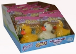 RM Palmer Quax the Easter Ducky (Asst White & Yellow)  2 oz