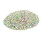 Weaver Nut Easter Mix Nonpareils in a Drum