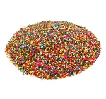 Weaver Nut Assorted Nonpareils in a Drum