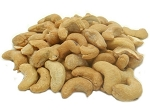 Weaver Nut Whole Large Cashews Roasted Salted  240 count