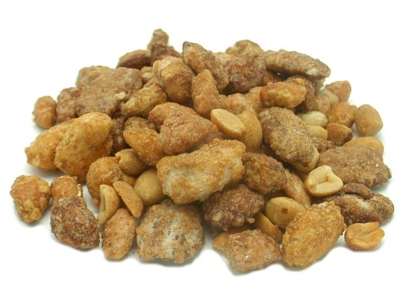 ... Nuts > Butter Toffee & Flavored Nuts > Weaver Nut Butter Toffee...