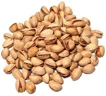 Natural California Pistachios Roasted Unsalted 21/25 ct