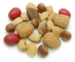 In Shell Deluxe Mixed Nuts  Bulk Bag