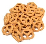 Mini Honey Graham Pretzels