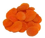 Jumbo Dried Turkish Apricots #1 80/100 count