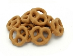 Weaver Chocolates Peanut Butter Yogurt Covered Mini Pretzels