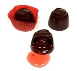 Asher's Sugar Free Dark Chocolate Cherry Cordials