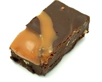 Asher's Turtle Fudge (Chocolate, Pecans and Caramel)