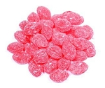 Claeys Sugar Sanded Natural Wild Cherry Drops