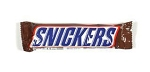 M & M Mars Snickers Bar Original 1.86 oz