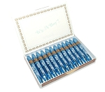 Madelaine Pure Chocolate It's a Boy Blue Foil Covered Cigars