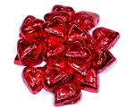 Madelaine Chocolate Red Miniature Hearts