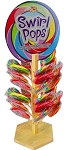 R. L. Albert Swirl Pops 3 oz on Wooden Tree 48 count