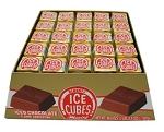 R. L. Albert Ice Chocolate Flavored  Ice Cubes