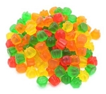 Land Of The Gummies Assorted Mini Gummy Stars